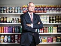 """פול פולמן, מנכ""""ל יוניליוור. ייתכן שיעלה את יעדי הצמיחה / צילום: בלומברג"""