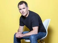 """מיכה קאופמן, מייסד ומנכ""""ל Fiverr / צילום: יובל טואג"""