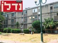 הבניין ברחוב בן גוריון /  צילום: איל יצהר