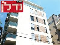 הבניין ברחוב אלרואי 45 / צילום: איל יצהר