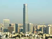מגדל משה אביב ברמת גן / צילום: תמר מצפי