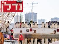 בניית הרכבת הקלה בתל אביב. מה יקרה אחרי שהמהנדס הזר יעזוב את הארץ / צילום: רפי קוץ
