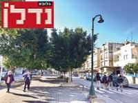 שד' ירושלים ביפו / צילום: מירב מורן