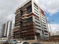 פרויקט שהם בעפולה  בבניה / צילום: יחצ