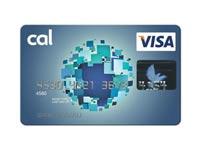 """כרטיס אשראי של ויזה / צילום: יח""""צ"""