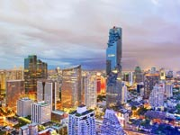 מגדל המהאנקון בבנגקוק/ צילום:  Shutterstock/ א.ס.א.פ קרייטיב