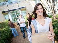 """מתחמי מגורים לסטודנטים. חצי מהסטודנטים בארה""""ב משתמשים בהם /   צילום:Shutterstock/ א.ס.א.פ קרייטיב"""