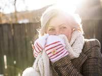 עור יבש. תוצר של רמת לחות נמוכה באוויר / צילום:Shutterstock/ א.ס.א.פ קרייטיב