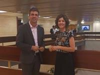 אלי כהן ותמר זנדברג / צילום:דוברות משרד הכלכלה