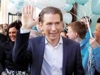 סבסטיאן קורץ, אוסטריה. סחף את הבוחרים / צילום: רויטרס, Leonhard Foeger
