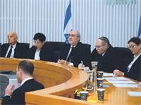 בית המשפט העליון. קו ההגנה האחרון של הדמוקרטיה הישראלית צילום: איל יצהר