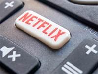 שלט טלוויזיה עם לחצן מובנה של נטפליקס / צילום: Harry Wedzinga, שאטרסטוק