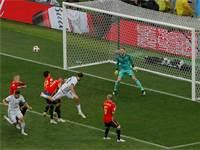רוסיה מול ספרד במשחק שמינית הגמר במונדיאל 2018 / צילום: רויטרס