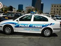משטרת התנועה / צילום: תמר מצפי