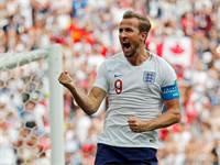 הארי קיין, שחקן נבחרת אנגליה \ צילום: רויטרס