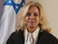 השופטת איריס לושי עבודי / צילום: דוברות בתי המשפט