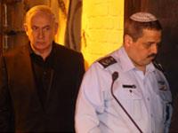 רוני אלשייך ובנימין נתניהו  / צילום: אוריה תדמור