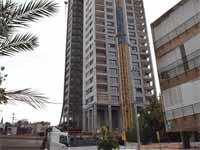 מגדל פסגות גן  של דניה סיבוס ברמת גן / צילום: בר אל