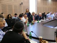 הדיון בוועדת הכספים / צילום: יוסי זמיר