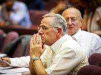 השופט דוד מינץ/ צילום: שלומי יוסף