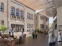 הדמיה מלון פתאל NYX ירושלים / צילום: פתאל NYX