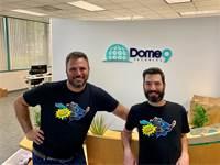 מייסדי DOME9, זוהר אלון ורועי פינטוך