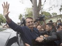 ז'איר בולסונארו. מעולם לא עשה משהו ראוי לציון / צילום: Gettyimages/Anadolu
