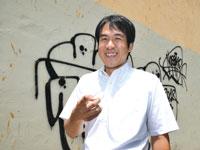נארוטושי פוקוזאווה מנהל קישור של TDK בישראל / צילום: תמר מצפי