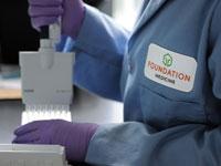 """בדיקה גנומית מסייעת לטיפול בסרטן/ צילום: יח""""צ"""