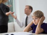 הסתה הורית בגירושין /צילום: Shutterstock/ א.ס.א.פ קרייטיב