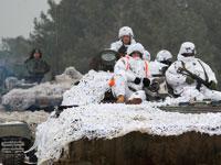 הצבא האוקראיני בתרגיל / צילום: רויטרס Valentyn Ogirenko
