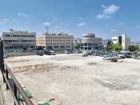 המגרש בירושלים/ צילום:  רפי קוץ