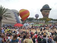 טיול - פסטיבלי כדורים פורחים / צילום: יותם יעקבסון