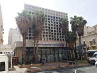 הסניף ברחוב הירקון של בנק הפועלים / צילום: יחצ