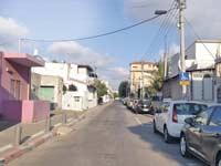 שכונת שפירא בתל אביב/ צילום: גיא נרדי