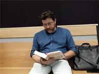 """דאוד גודובסקי ממתין לגזר הדין היום בביהמ""""ש / שלומי יוסף"""