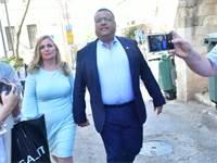 משה ליאון בירושלים / צילום: רפי קוץ