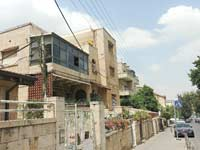ירושלים, ברחוב חזקיהו המלך בקטמון הישנה בקרבת עמק רפאים  / צילום : יחצ