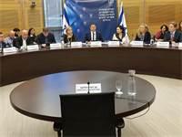 הוועדה לאשראי לטייקונים היום / צילום: יחצ הוועדה