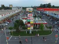 """המרכז המסחרי בפנצ'בו סרביה, שביג רכשה / צילום: יח""""צ"""