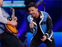 Luis Fonsi, זמר השיר דספסיטו / צילום: רודריגו גרידו, רויטרס