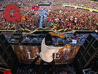מפגן אדיר של מוזיקה אלקטרונית עכשווית / צילום: Tomorrowland__Dave_Sips