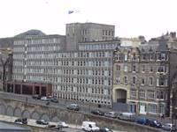 """המלון שרכשה פתאל באדינבורו / צילום: יח""""צ"""