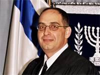 השופט מגן אלטוביה / צילום: בירן בוצ'צ'ו