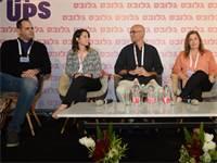 פאנל הסטארט-אפים הישראליים הופכים לבינלאומיים / צילום: איל יצהר