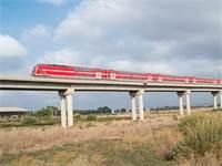 רכבת ישראל / צילום: דוברות רכבת ישראל
