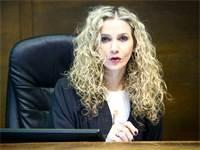 השופטת רונית פוזננסקי כץ / צילום: שלומי יוסף