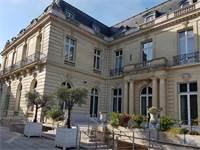 בניין ה-OECD בפריז / צילום: עמירם ברקת