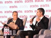 פאנל פנסיה בשוק העבודה המשתנה בוועידת ישראל לעסקים של גלובס / צילום: תמר מצפי