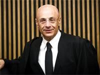 השופט ירון לוי / צילום: שלומי יוסף